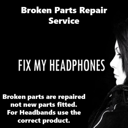 audio-technica Headphones - Audio Technica Broken Parts Repair For Headphones