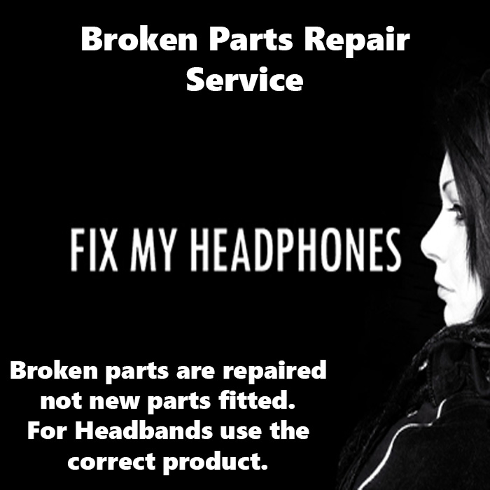 Fanny Wangs Headphones - Fanny Wangs Broken Parts Repair For Headphones