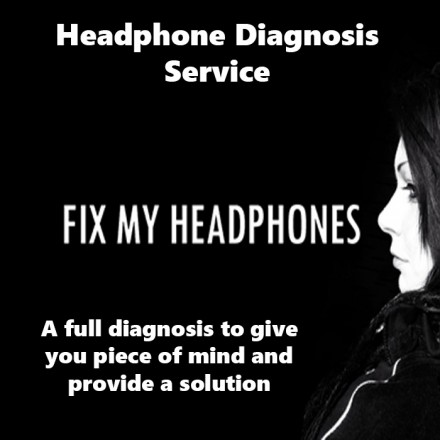 ultimate ears Headphones - Ultimate Ears Headphone Diagnosis Service
