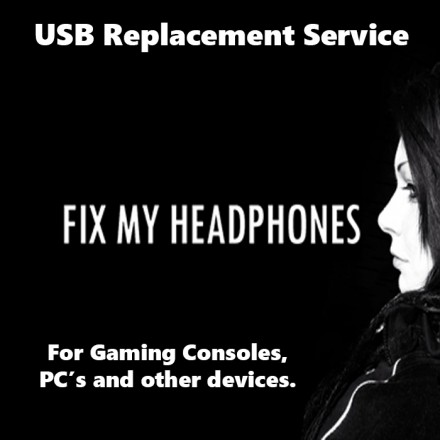 ASUS Headphones - ASUS USB Replacement For Headphones