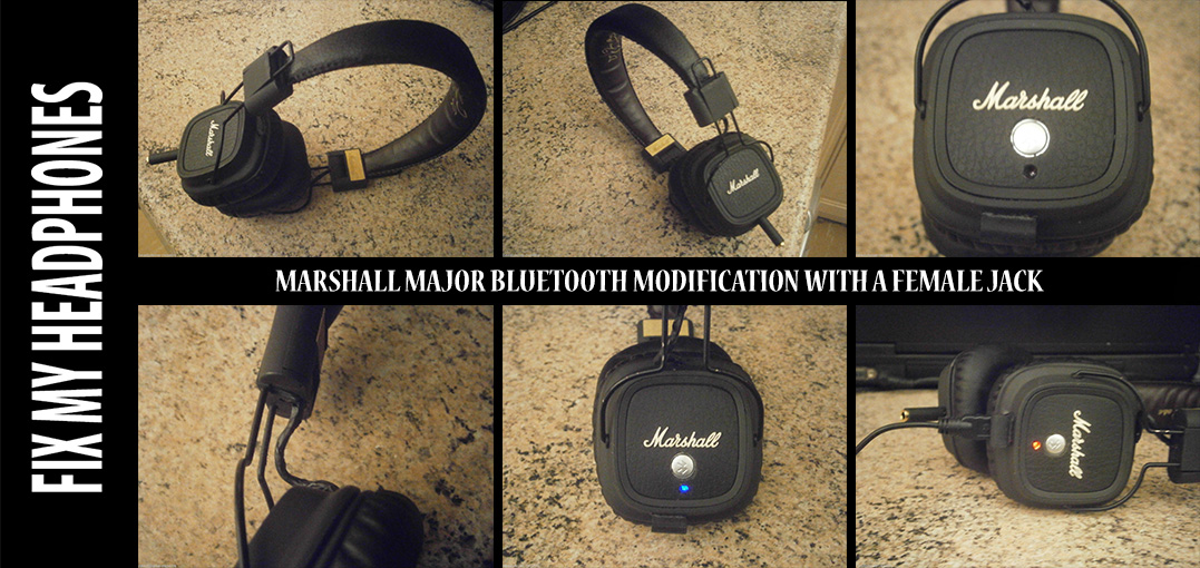 FMH HEADPHONE & EARPHONE REPAIR SPECIALISTS